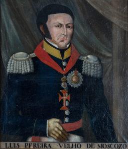 Luis Pereira Velho de Moscozo